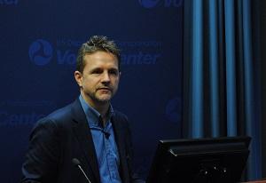 J. Scott Drennan Speaking at the Volpe Center