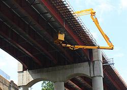 ThermalStare work on bridge