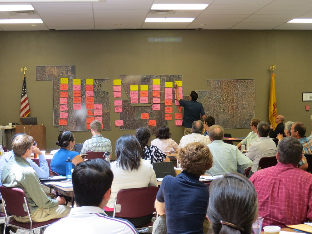 Central New Mexico Climate Change Scenario Planning