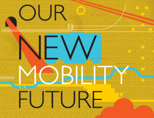 Our New Mobility Future logo