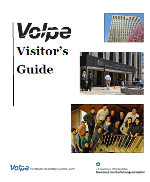 Volpe Visitor Guide