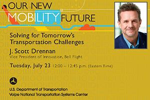 J. Scott Drennan lecture poster