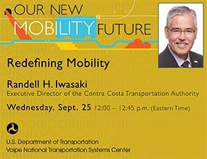 A poster for Randell Iwasaki's talk