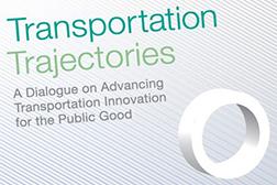 Transportation Trajectories logo