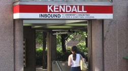 T stop at Kendall Square