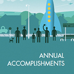 U.S. DOT Volpe Center's Annual Accomplishments 2018: Advancing Transportation Innovation for the Public Good