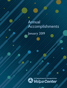 Cover page of the 2019 Annual Accomplishments Report
