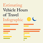 Estimating Vehicle Hours of Travel Infographic