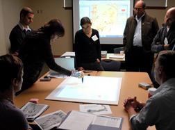 Cape Cod scenario planning workshop.