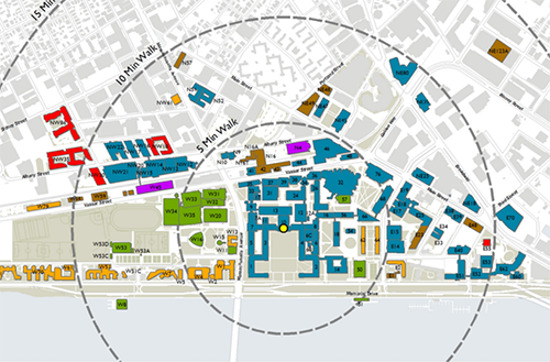 massachusetts institute of technology campus map Webinar Ridesharing Technology And Tdm In Campus Transportation massachusetts institute of technology campus map